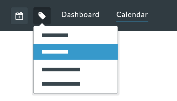 Faster, easier bookings with the new navigation bar