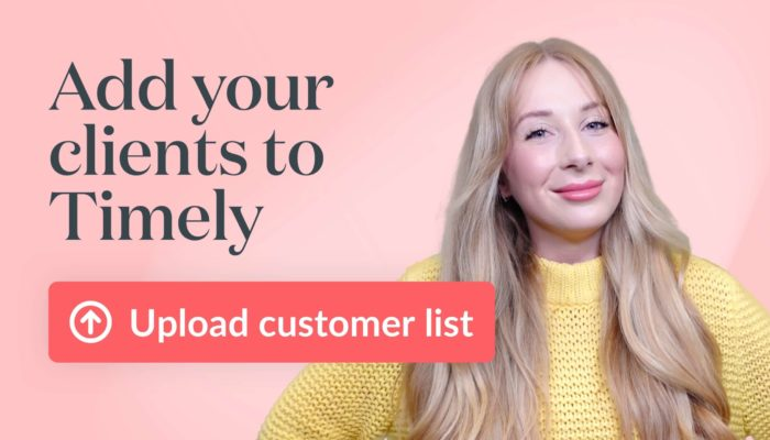 Getting started: Add your clients to Timely